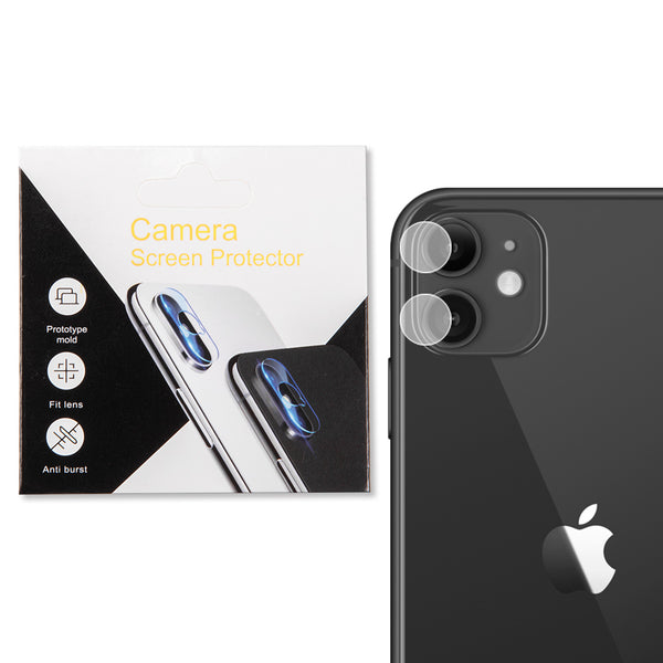 SPECIAL CAMERA LENS TEMPERED GLASS PROTECTOR FOR IPHONE 11 0.3MM ARCING