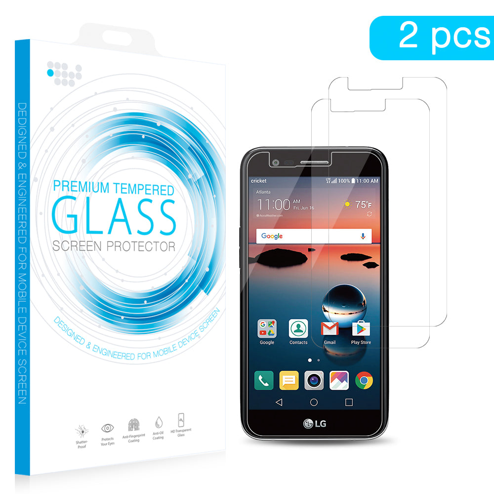 TEMPERED GLASS FOR LG LV3 (2018) / LG ARISTO 2