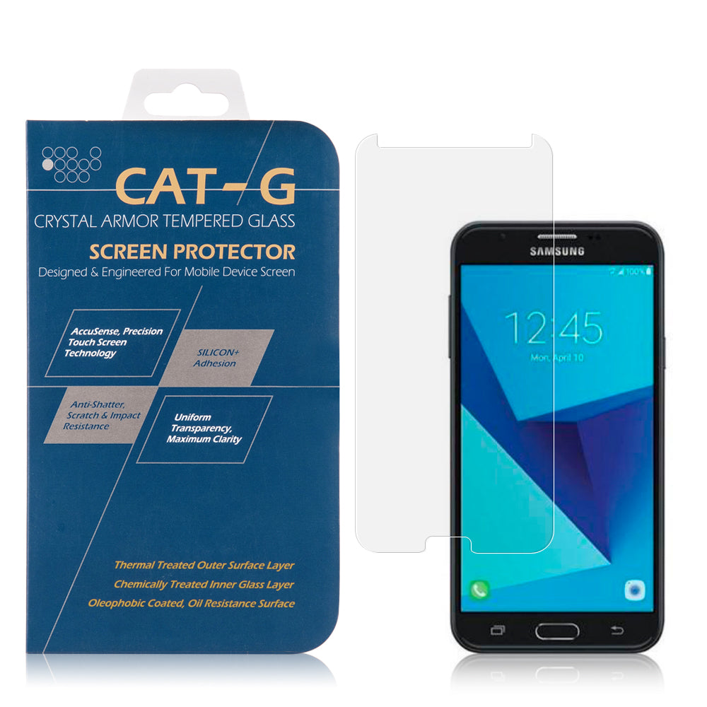 SAMSUNG GALAXY J7 (2017) TEMPERED GLASS SCREEN PROTECTOR 0.33MM ARCING