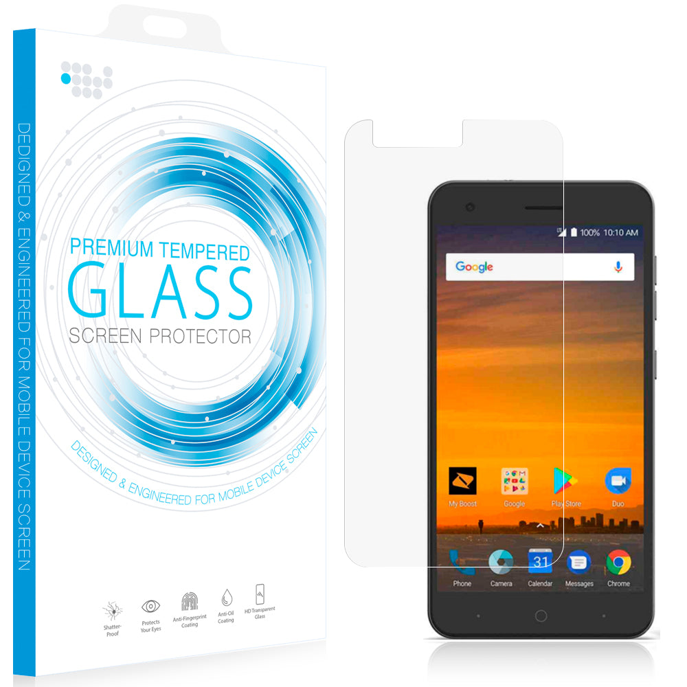 ZTE N9517 / BLADE FORCE TEMPERED GLASS SCREEN PROTECTOR 0.33MM ARCING