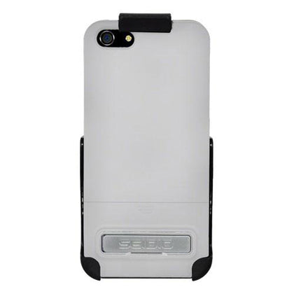 Seidio FOR IPHONE 5 / 5S / SE SURFACE Combo with Kickstand - White