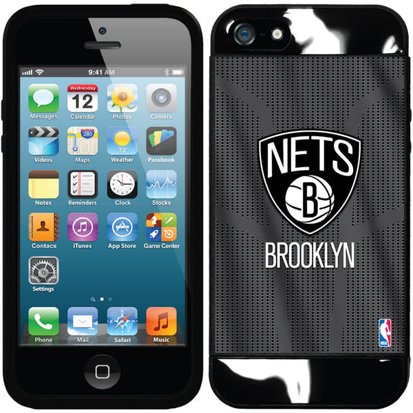 FOR IPHONE 5 / 5S / SE BROOKLYN NETS - JERSEY