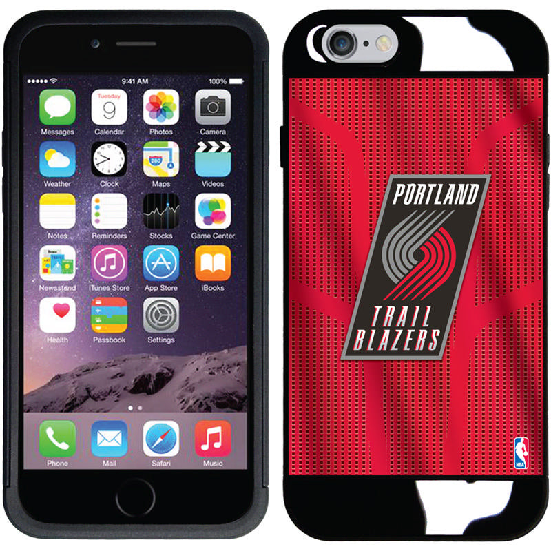 FOR IPHONE 6 PORTLAND TRAILBLAZERS - JERSEY