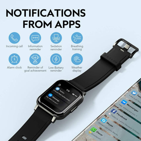 notifications haylou ls02