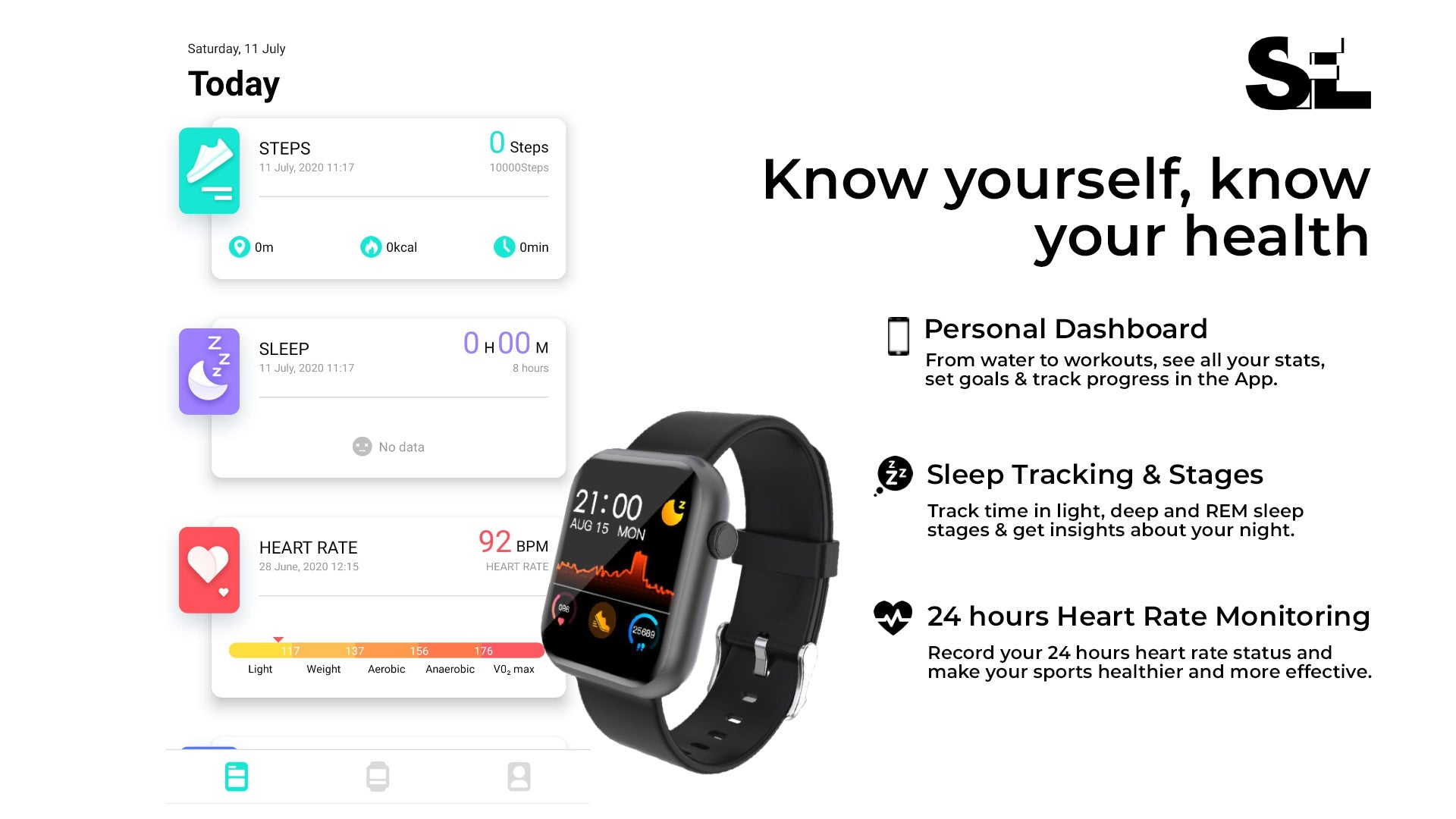 smartwatch for less app