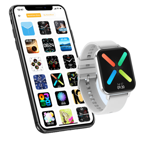 watch faces x series smartwatch