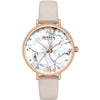 CURREN Marble watch for women