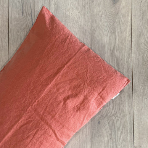 CORAL PILLOWCASE