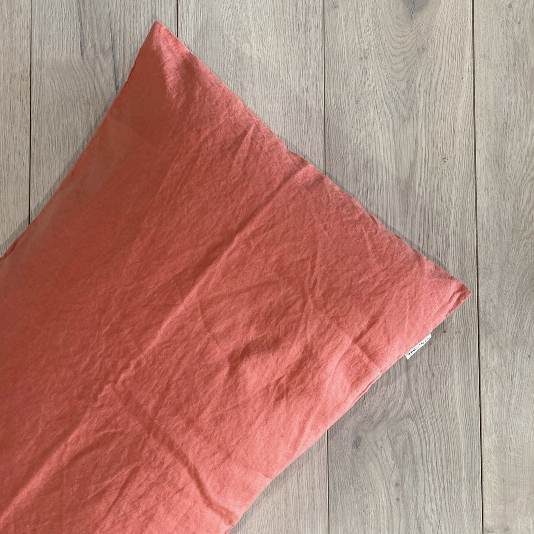 CORAL PILLOWCASE - PREORDER ETA MID NOV