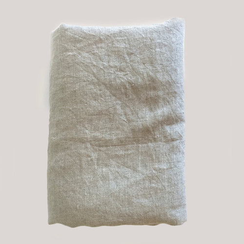 NATURAL PILLOWCASE