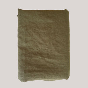 OLIVE PILLOWCASE