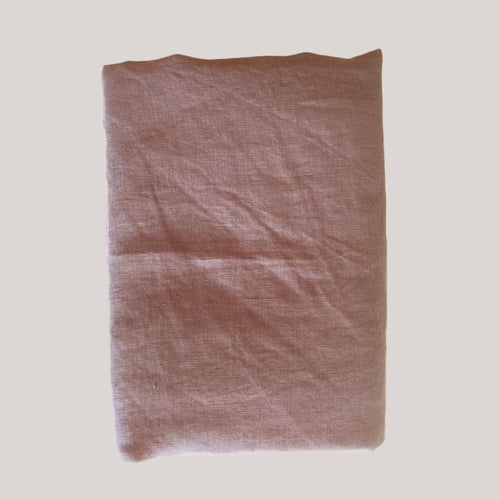 ROSEWOOD PILLOWCASE