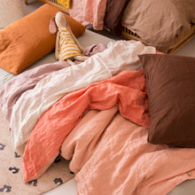 Load image into Gallery viewer, FLOSS + CORAL DUVET SET