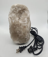 Load image into Gallery viewer, Himalayan Salt Lamp Gray (7LB)