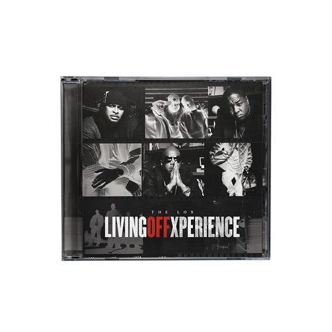 Living Off Xperience CD + Digital Album