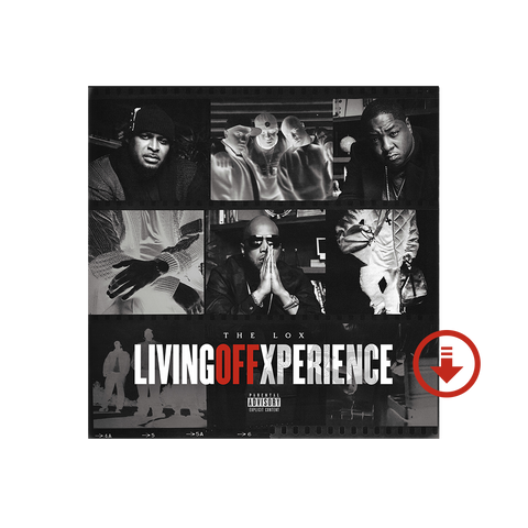 Living Off Xperience Digital Album