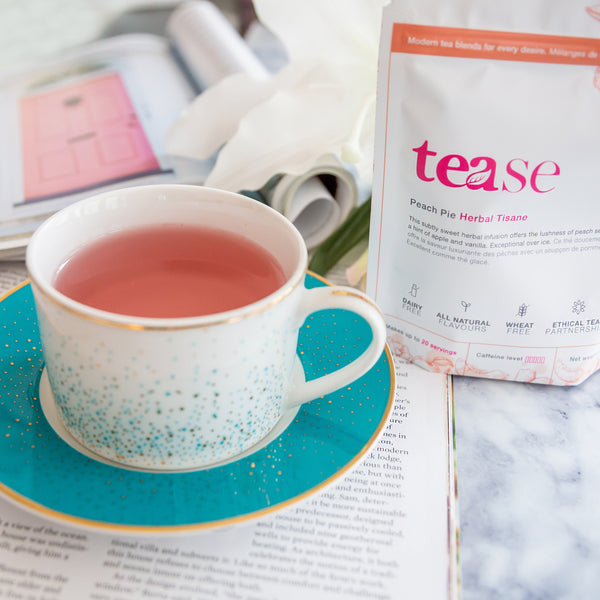 Tease Tea free $35 gift with purchase