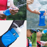SD19-R450 SOFT FLASK AONIJIE 450ML PLEGABLE 33g