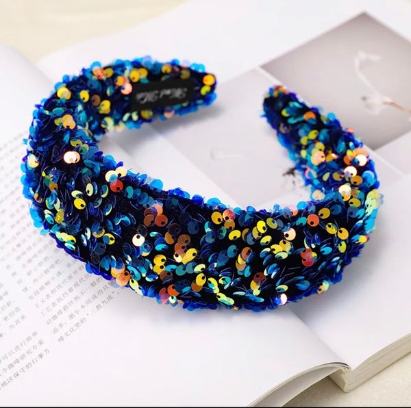 Bedazzled headbands