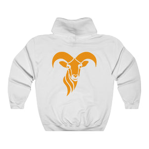 Unisex Heavy Blend™ Hooded Sweatshirt Capricorn Hunting Hunt Wear Gift