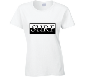 Surf Sport Lover Surfer Wear Gift T Shirt