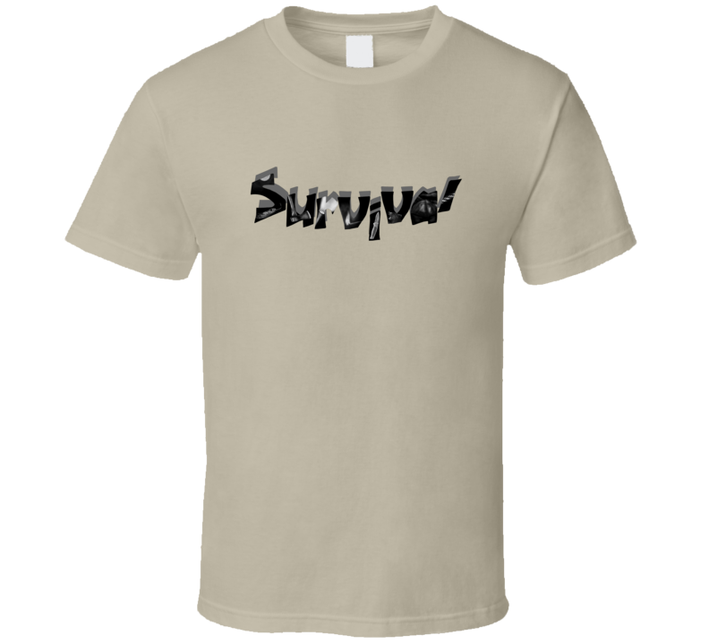 Survival Outdoor T Shirt