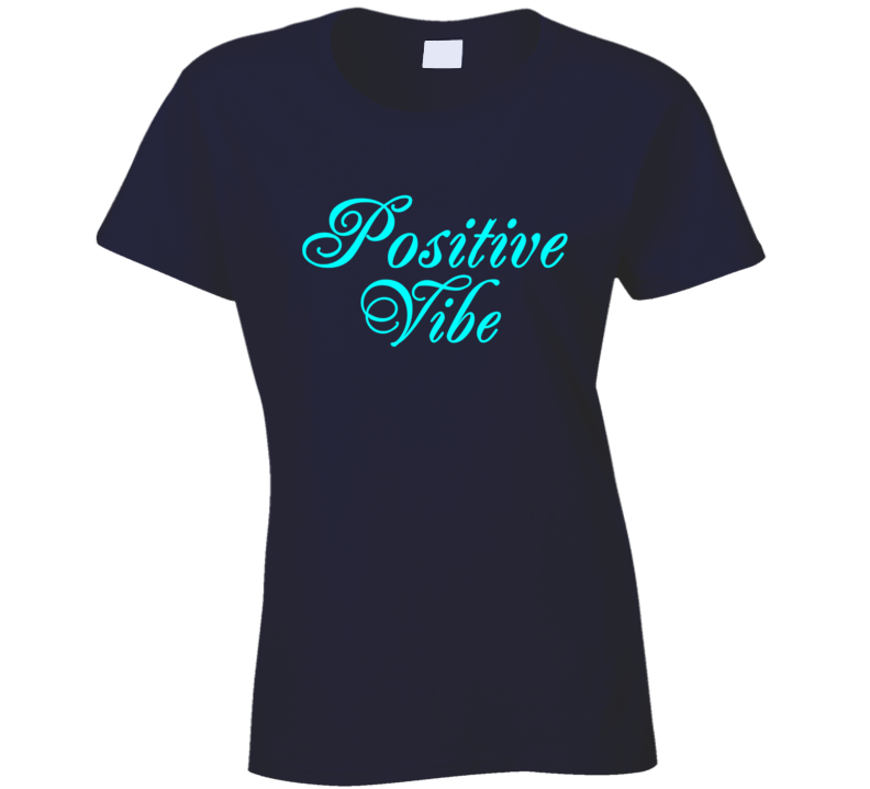 Positive Vibe Surf Lifestyle Fashion Beach Gift T Shirt