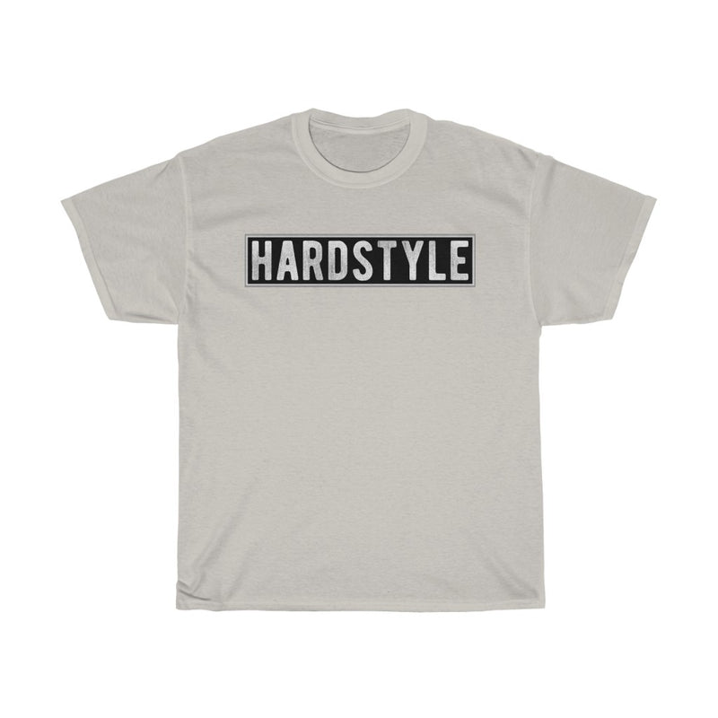 Unisex Heavy Cotton Tee Hardstyle Music Gift