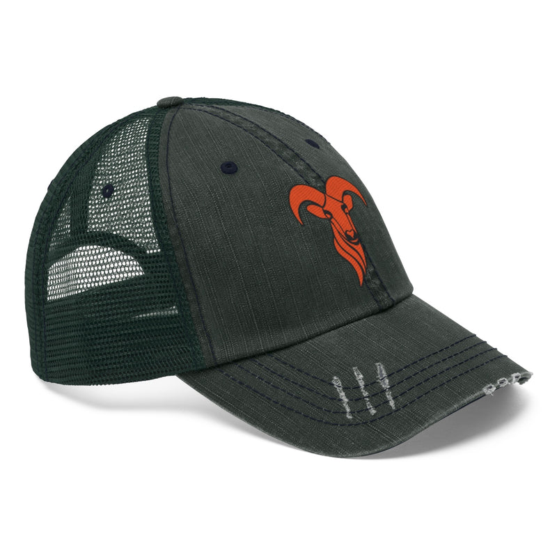 Unisex Trucker Hat Hunting Capricorn Hunt Wear Gift