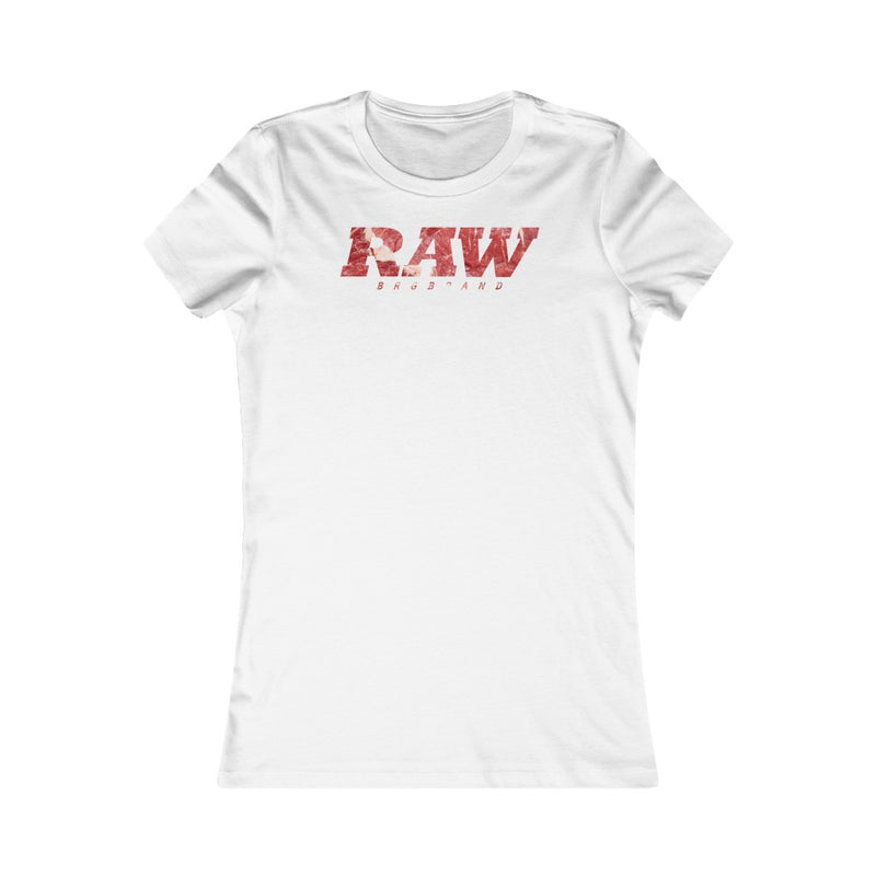 Women's Favorite Tee Raw Chatch Steak Meat Hot Tshirt