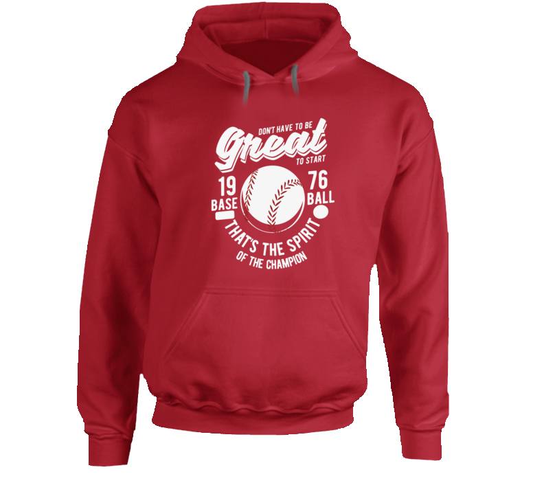 Usssa Baseball Rbi Champion Patterson Game Fan Gift Hoodie