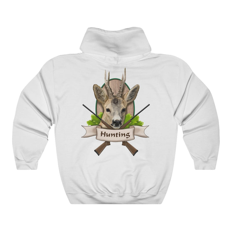 Unisex Heavy Blend™ Hooded Sweatshirt Roe Deer Hunting Hunter Hunt Wear Clothing Gift