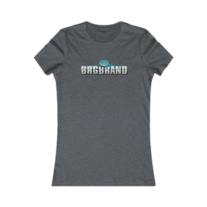 Women's Favorite Tee Blue Snake Brgbrand Clothing Unique T shirt