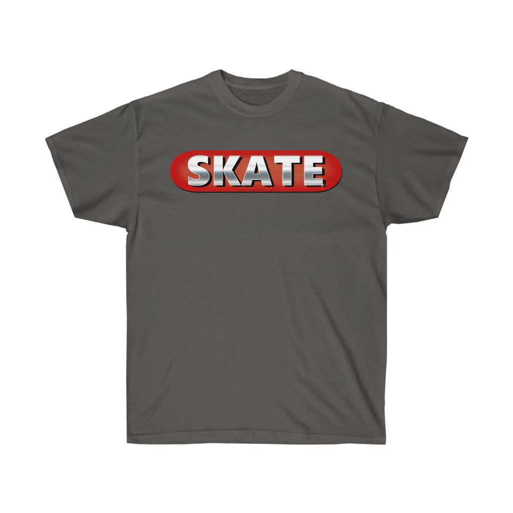 Unisex Ultra Cotton Tee Brgbrand Skate Skateboarding Girls Guys T Shirt