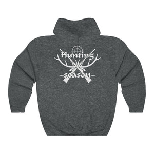 Unisex Heavy Blend™ Hooded Sweatshirt Hunting Season Hunt Wear Clothing Gift
