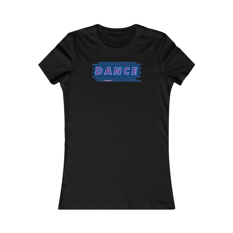 Women's Favorite Tee How Dance Moms TikTok Music T shirt
