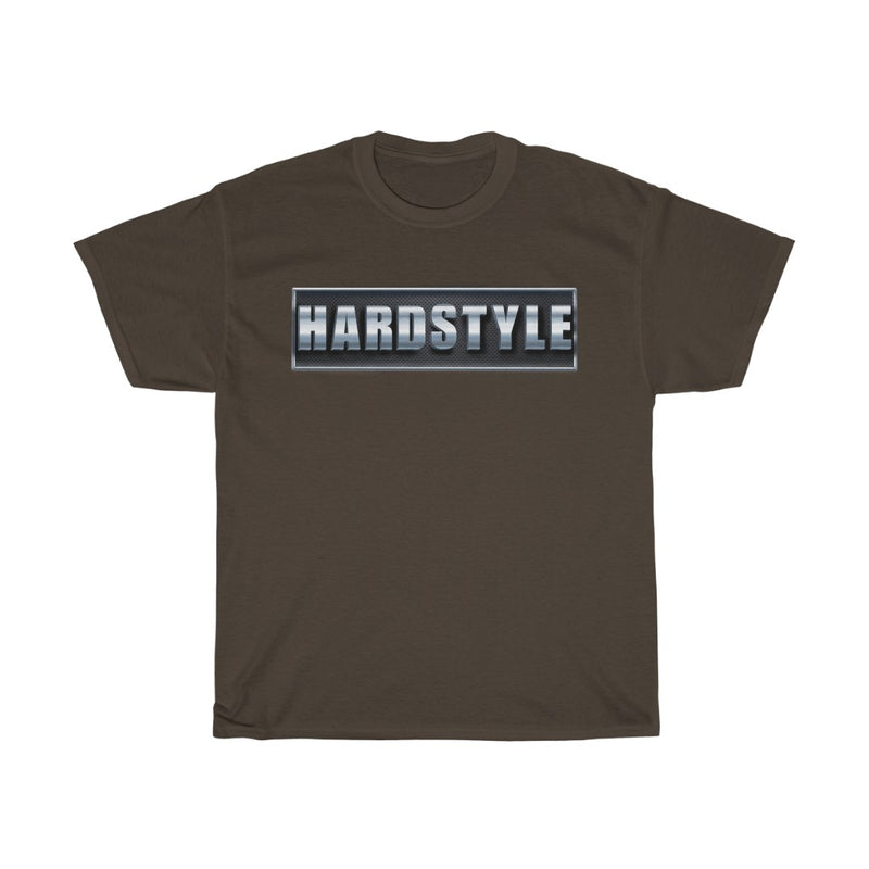 Unisex Heavy Cotton Tee Hardstyle Music Lover Gift