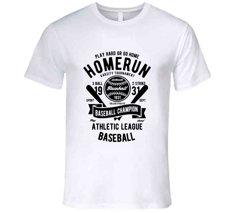 Baseball Rbi New York Today Game Homerun Fan Gift T Shirt