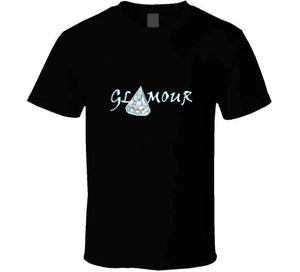 Glamour Fashion Kardashian Stylish Diamond T Shirt