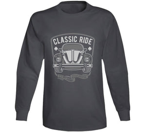 Classic Ride Car Lifestyle Race Gift T Shirt