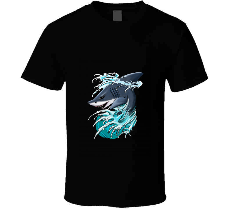 Tattoo Shark Ideas Inked Lover Gift T Shirt