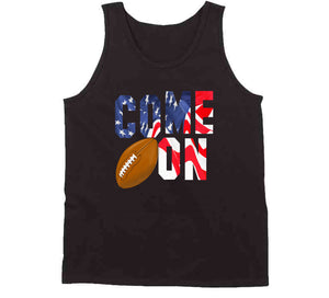 Football Come On Player Fan Gift T Shirt
