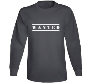 Wanted Western Movie Ranch Music Love Life Gift T Shirt