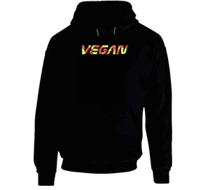 Vegan Food Lover Atlas MonroeT Shirt