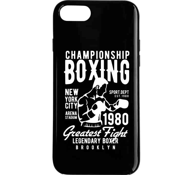 Boxing Greatest Fight Championship Vintage Gift T Shirt