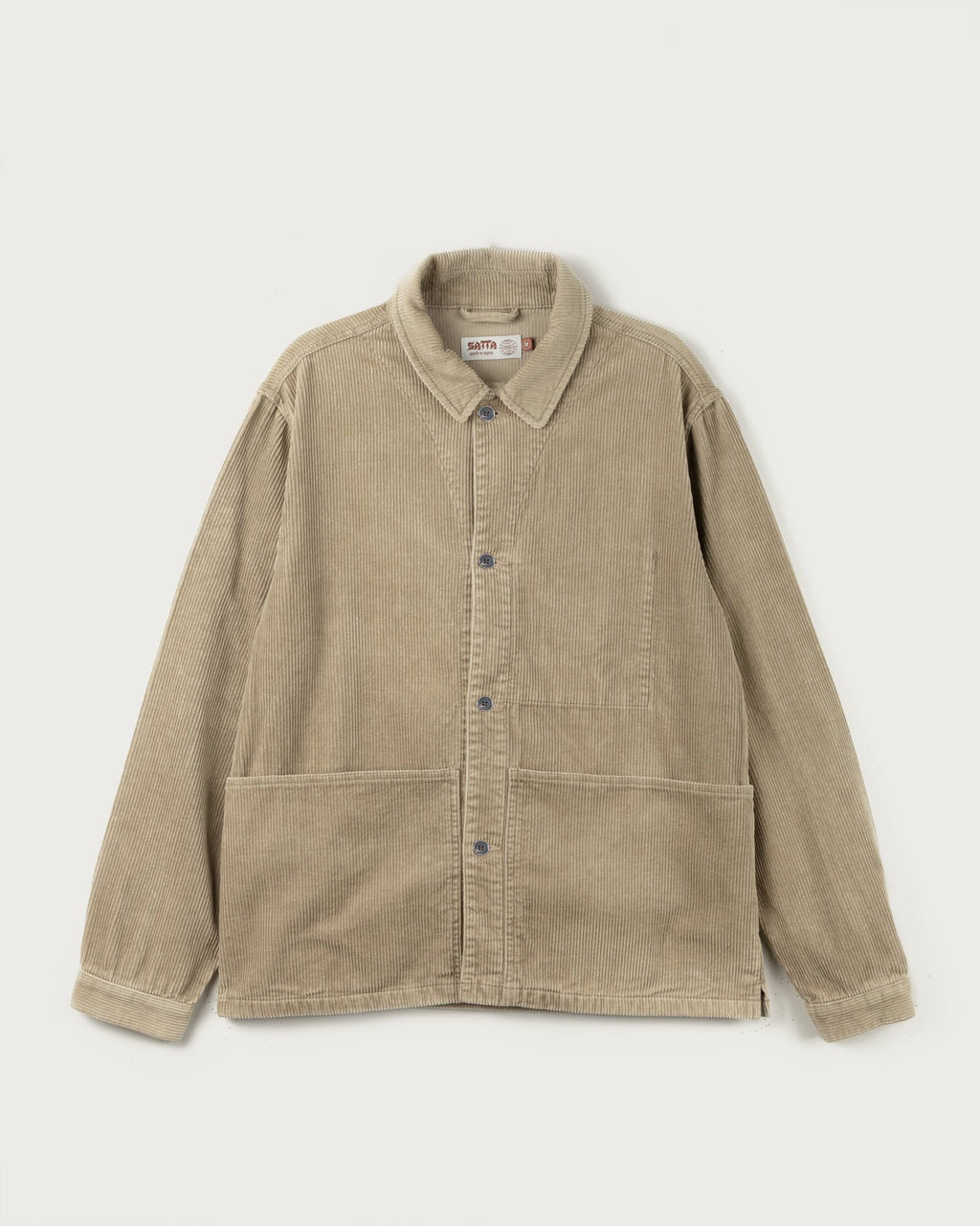 Allotment Jacket - Taupe