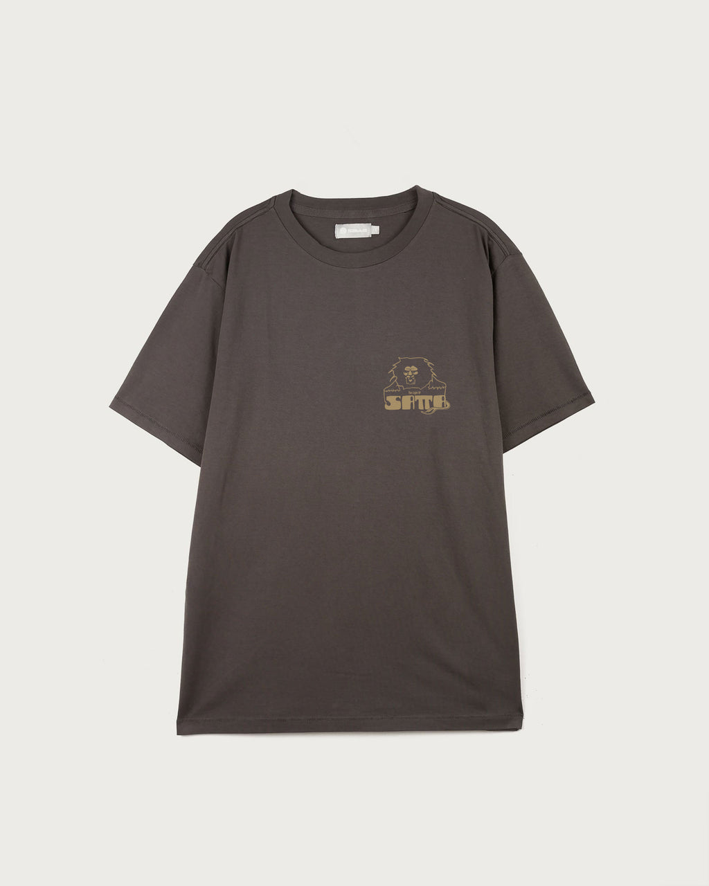 Satta Light Of Satta Tee - Washed Black | SATTA