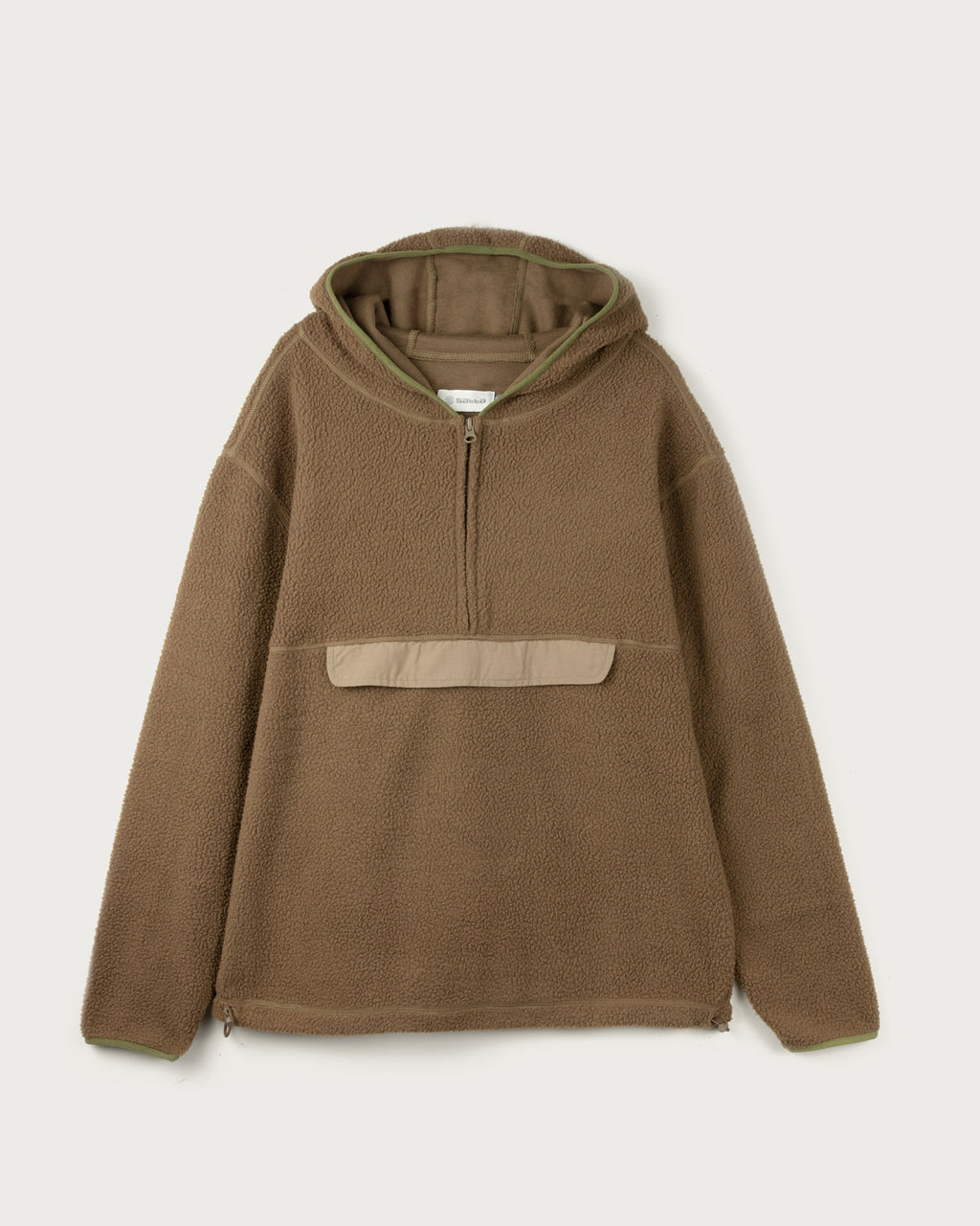 Satta Bushman Fleece - Forest Green | SATTA
