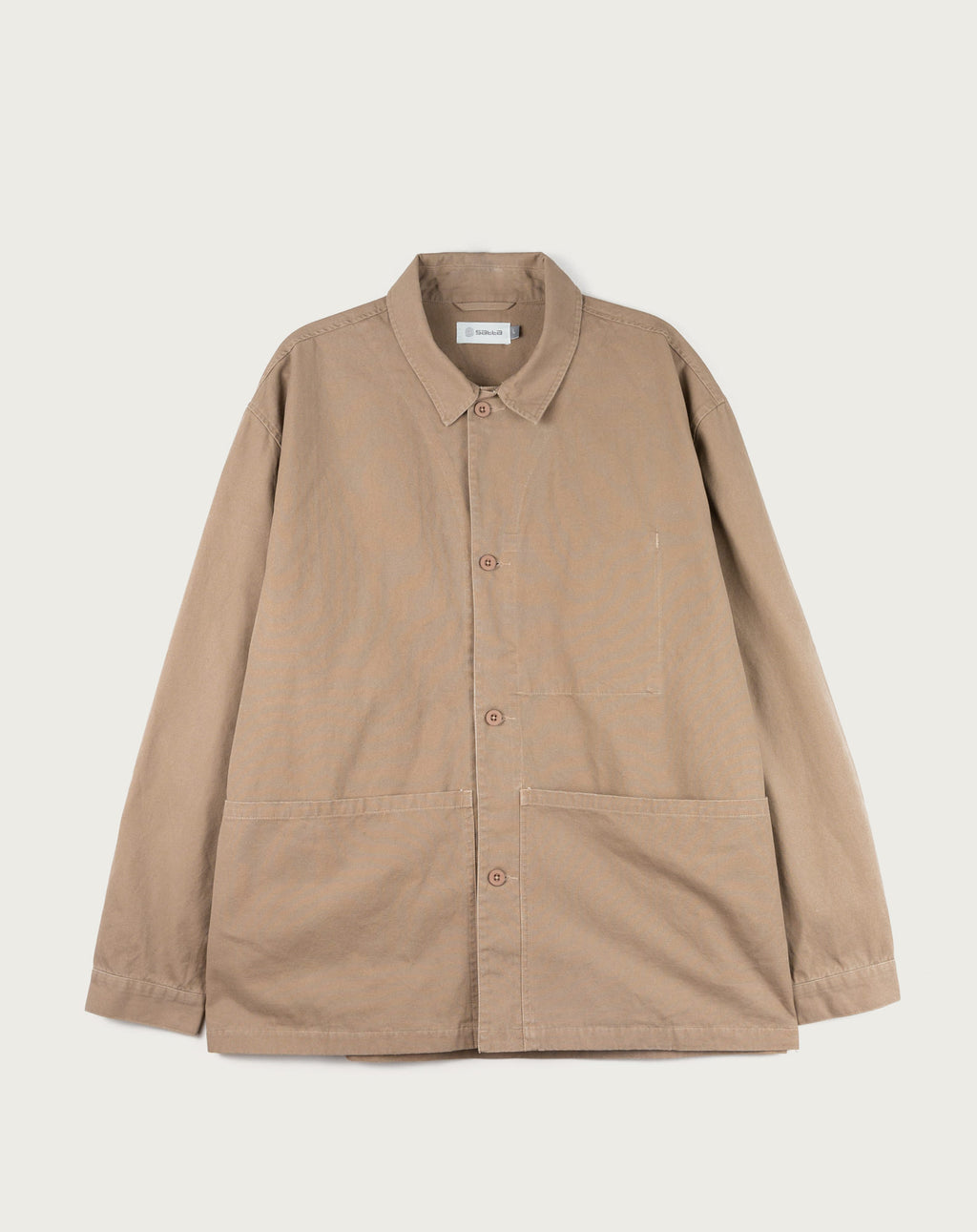 Satta Allotment Jacket - Tan | SATTA