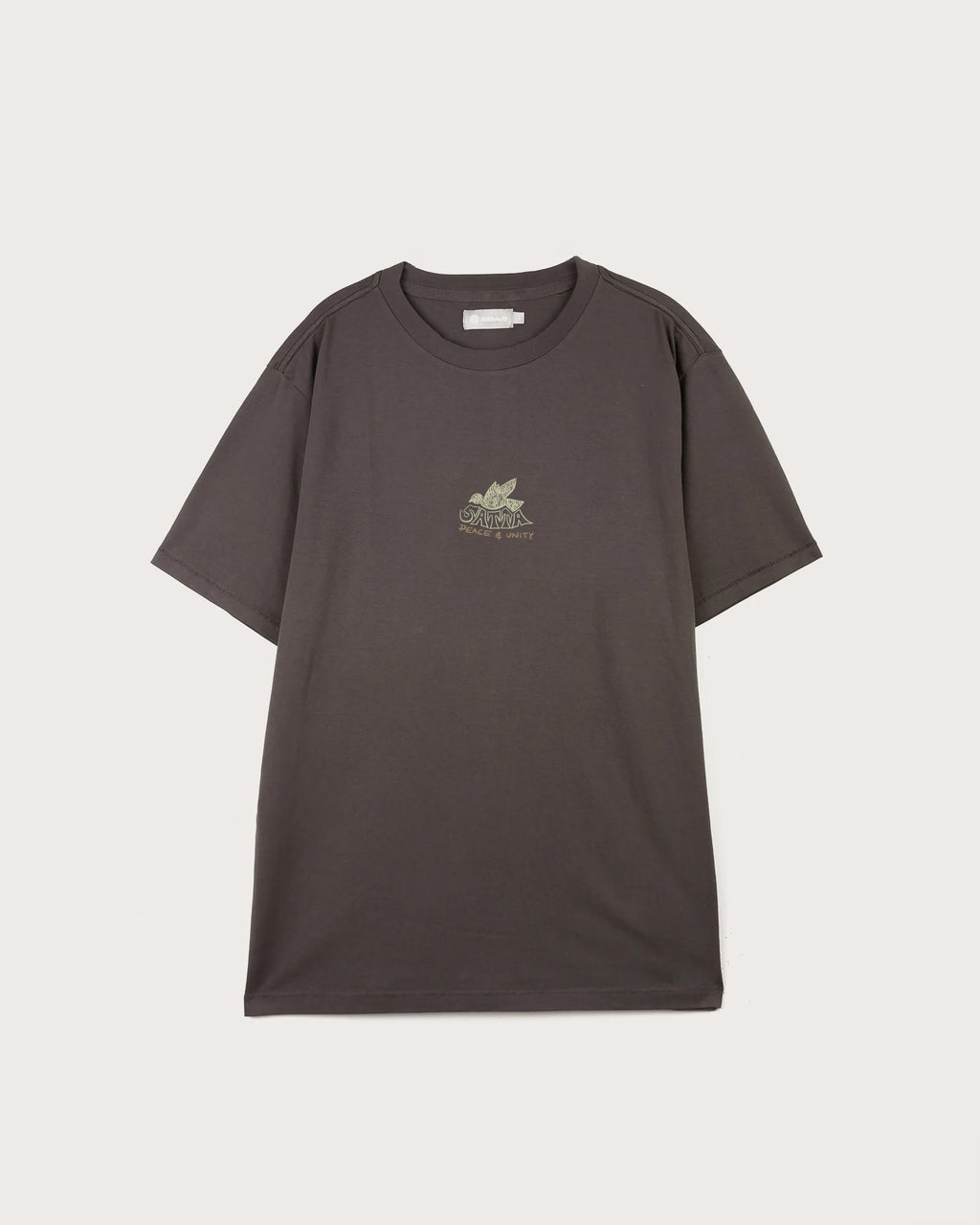 Dove Tee - Washed Black